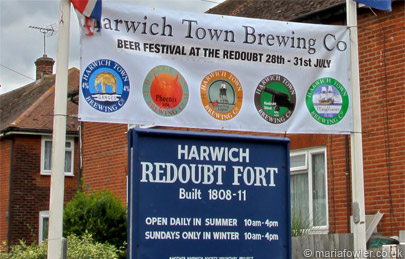 Harwich Town Brewing Co. Beer Festival 2011